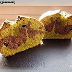 recette Quatre quart à la caroube & à la pistache