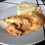 recette Poulet sauce aux tomates séchées