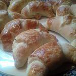 recette Croissants au beurre