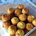 recette Muffins kiri et knacki