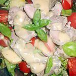 recette Salade de langue de porc vinaigrette