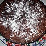 recette Moelleux au  chocolat mi-cuit