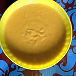 recette Velouté fenouil, pommes de terre et carottes de mon mari