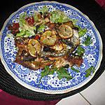 recette filets de sardines  recette revisitée de   jeanmerode