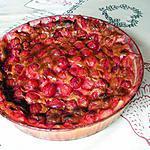 recette Clafoutis aux prunes rouges