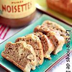 recette Petits cakes emmental, noisettes