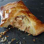 recette Friand au saumon et boursin