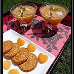 recette Granité Melon-Basilic