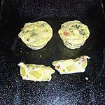 recette Flan de légumes au micro-onde