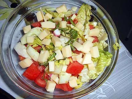 Omelette aux gésiers de canard confits 430