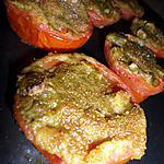 recette Tomates au pistou