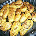 recette Rattes rôti au citron miel et romarin