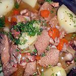 recette Tripes au cidre et au lard