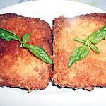 recette CROQUE A L'ITALMO