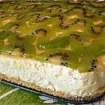 recette Gateau à la mousse au chocolat blanc