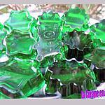 recette Bonbons gélifiés à la menthe recette Tupperware