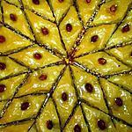 recette Baklavas amandes et dattes