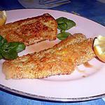 recette Filets de cabillaud panés aux graines de sésame