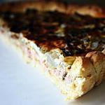 recette Quiche aux Endives et Roquefort