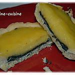 recette Tarte au citron et au chocolat