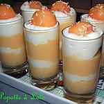 recette Verrine de Melon