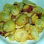 recette Chips de pommes de terre