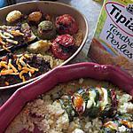 recette légumes farcis   la  recette de courgette bacon  mozarella,,,, ds le nord