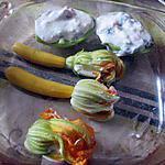 recette légumes farcis a la  cancoillote et au sau mon  et mamyloula en cuisine