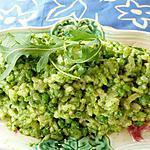 recette risotto tout vert