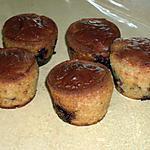 recette Muffins au toblerone