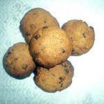 recette mini cookie au pepite de chocolat