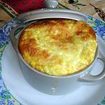 recette flan de courgette aux 3 fromages
