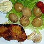 recette Mini-patates à la fleur de sel