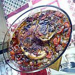 recette rouelle de porc au champignons au four