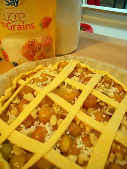 recette de tarte aux mirabelles de lorraine. Black Bedroom Furniture Sets. Home Design Ideas