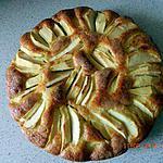 recette Gâteau pommes et mascarpone