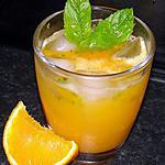 recette Cocktail de carotte à l'orange