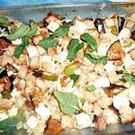 recette Riz pilaf a la grecque