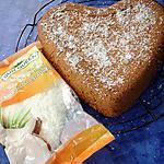 Cake Noix de Coco à L'Italienne