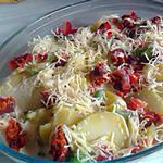 recette gratin de pomme de terre revisité