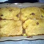 recette Pudding anglais façon ma truffe