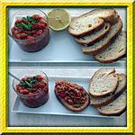 recette Compotée de poivrons ou Felfla oranaise