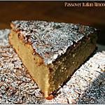 recette Gâteau Italien aux Amandes