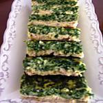 recette Tajine aux épinards