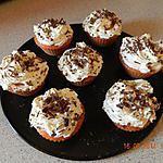 recette Muffins aux fraises Tagada
