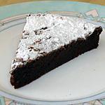 recette Fondant au chocolat très fondant!