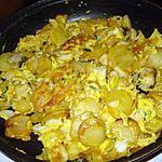 recette pomme de terre avec la morue (recette portugaise)