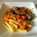 recette Boeuf carottes à la bière