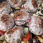 recette Hachis de porc au porto et ses légumes
