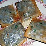 recette Croustillant aux pieds de porc